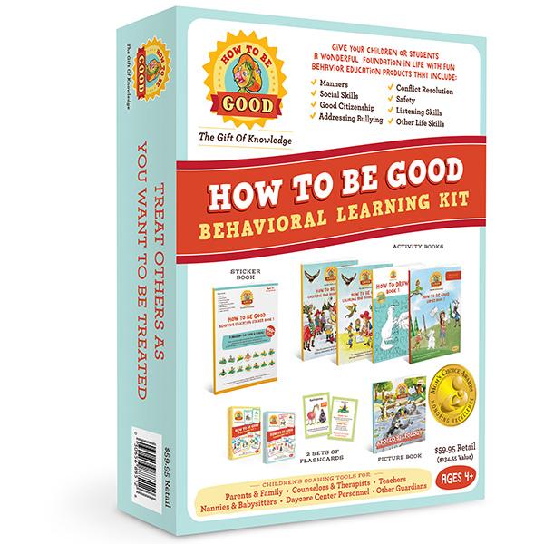 children's Behavior learning kit