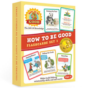 How To Be Good Flashcards Set 1