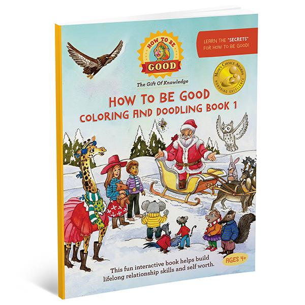 HowToBeGood_ColoringDoodlingBook1-3D