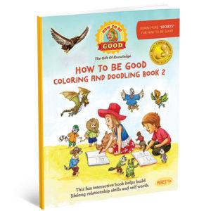 HowToBeGood_ColoringDoodlingBook2_3D